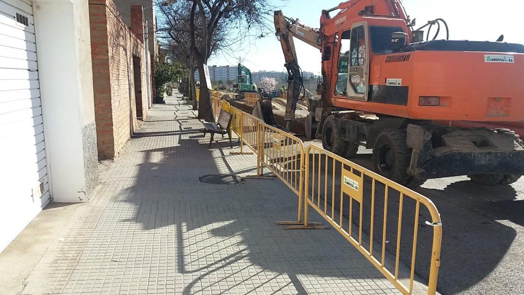 Renovació de la xarxa de sanejament d'aigües residuals i pluvials de la urbanització Sol i Vista