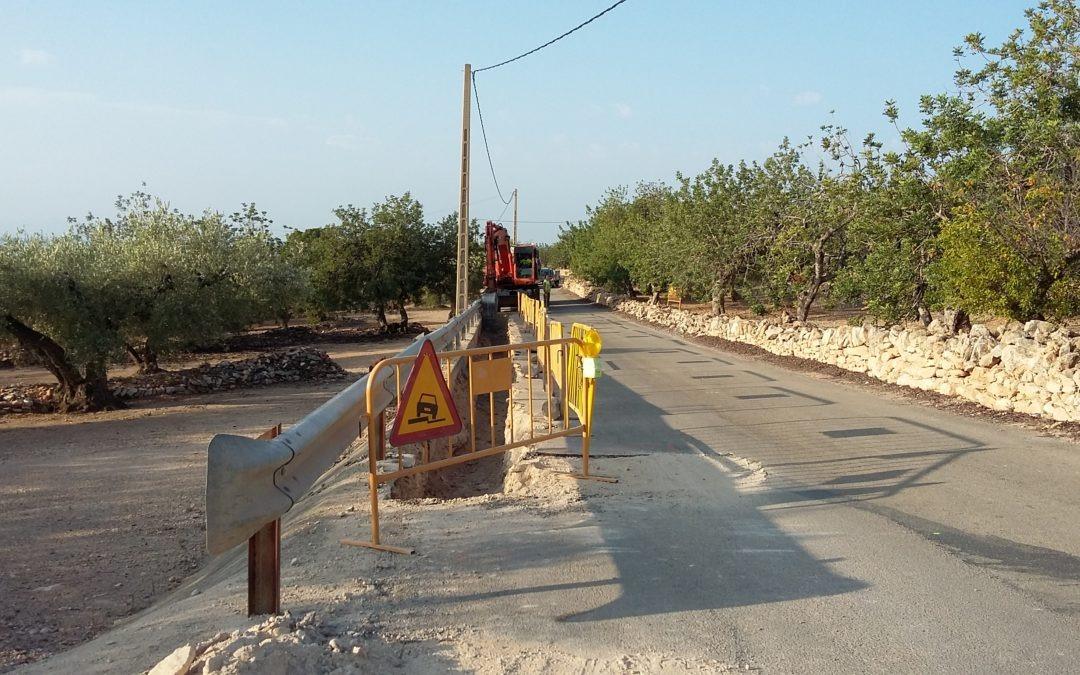 Impulsar la renovación del ramal de Perelló. Sección: Conducción principal (PAT02)