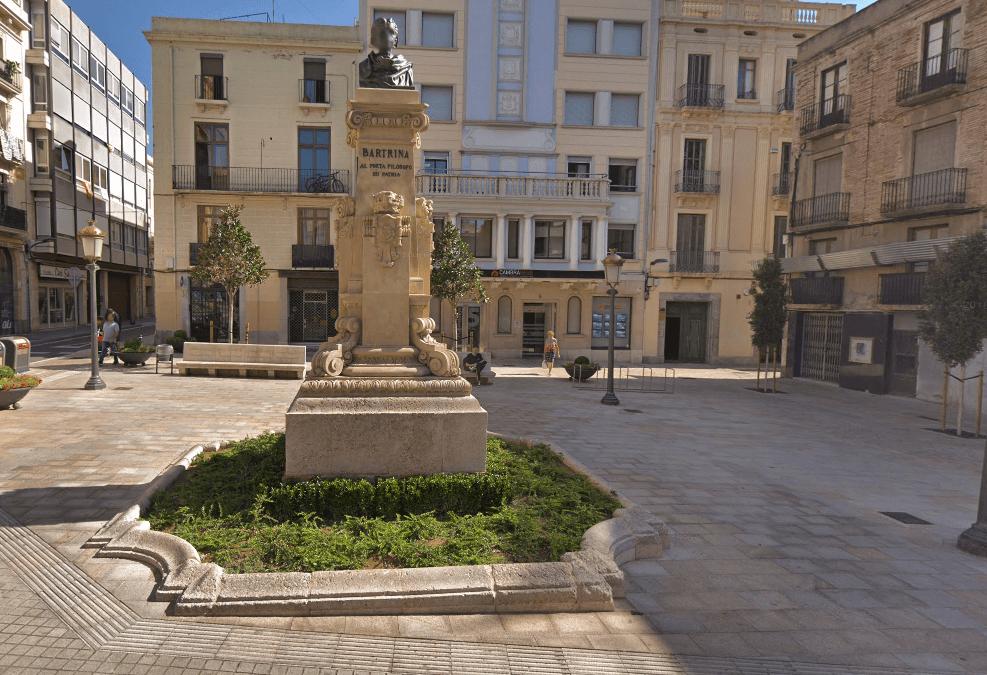 Remodelació de la Plaça Catalunya de Reus (Fase II)